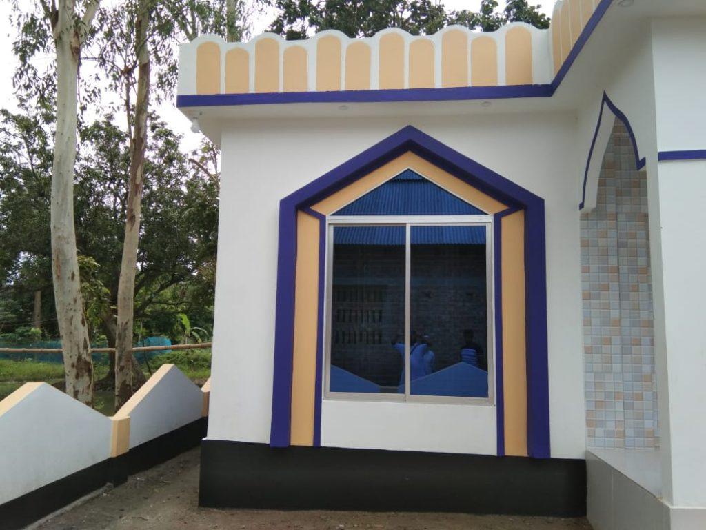 MASJID NAJWA & SARAH ZAFIR COMPLETED IN BANGLADESH